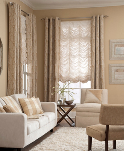 Side Panel Curtains