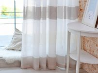 curtains for the spring season